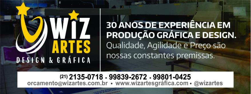 WIZARTES GRÁFICA E DESIGN